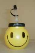 Smiley Drink Container