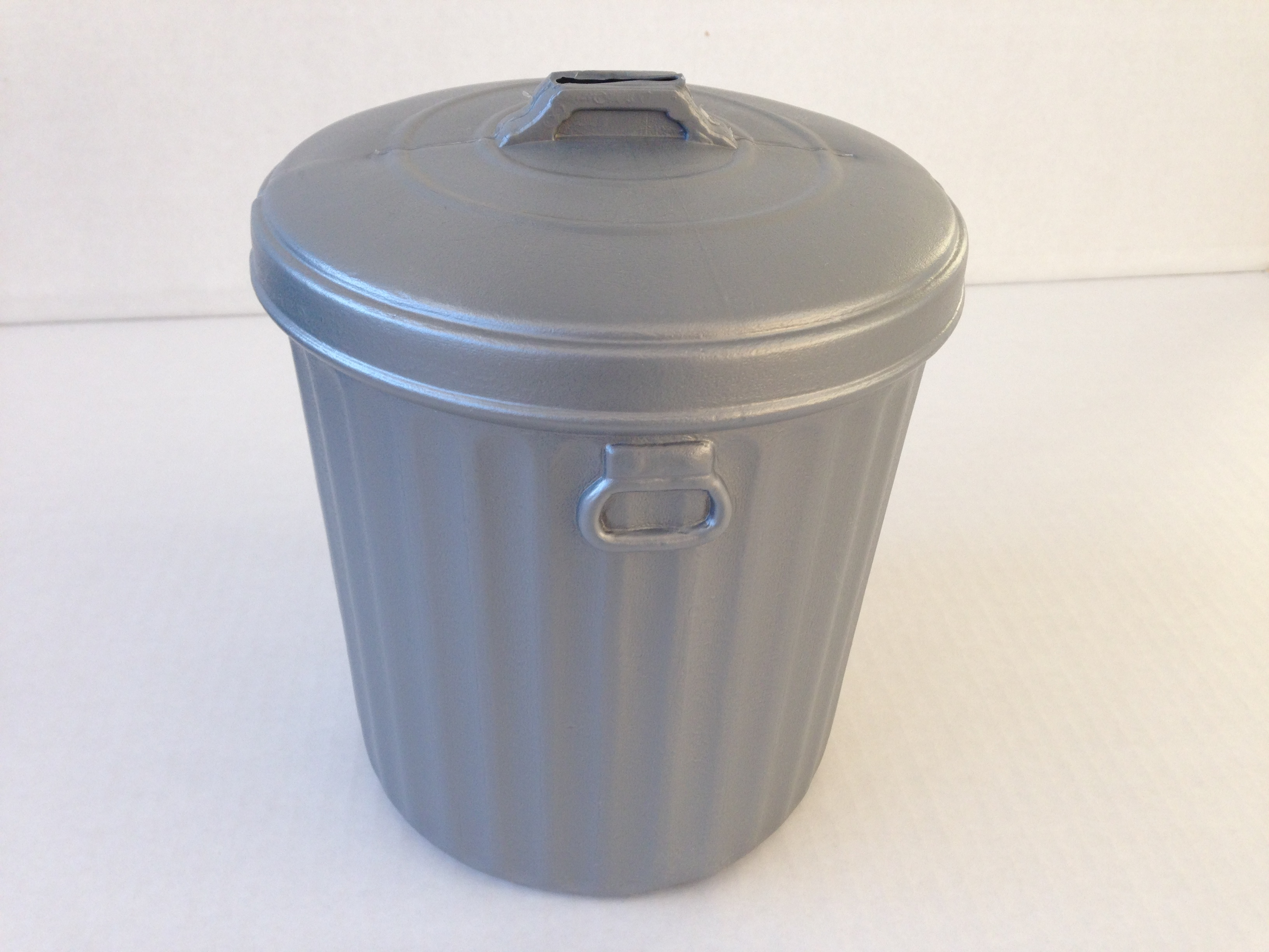 Trash Can Coin Bank